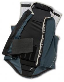 Alpina Jacket Soft Protector A8853 anthracite chránič páteře