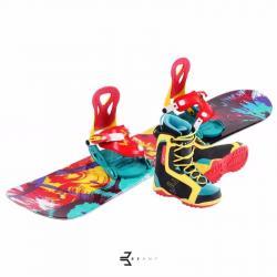 1f08973c4b Beany Action dětský snowboard + vázání Beany Kid + boty Beanie Junior