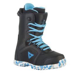 Gravity Micro black/blue 15/17 dětské snowboardové boty