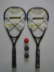 Merco Eclipse ricochet set (2x raketa + 3x míček)
