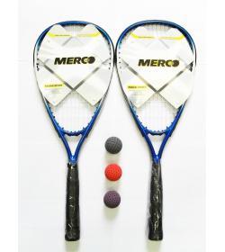 Merco Mirage ricochet set (2x raketa + 3x míček)