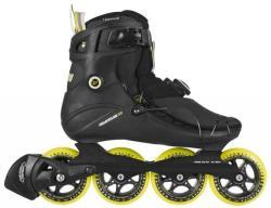 Powerslide Vi 90 2014 in-line brusle + inline ponožky Zdarma