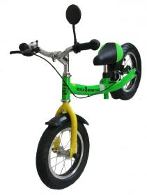 Sedco RIDER CROSS NR3 zelené dětské odrážedlo