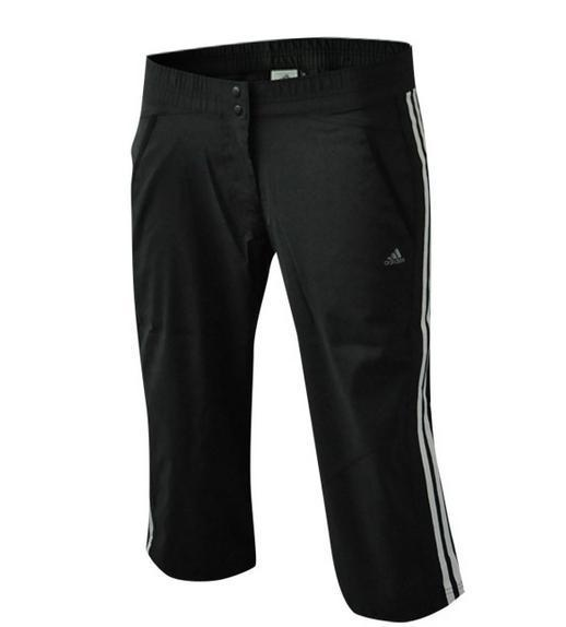 Adidas SP CL Cr Wv 3/4 X11543 dámské kalhoty POUZE 34 (VÝPRODEJ)