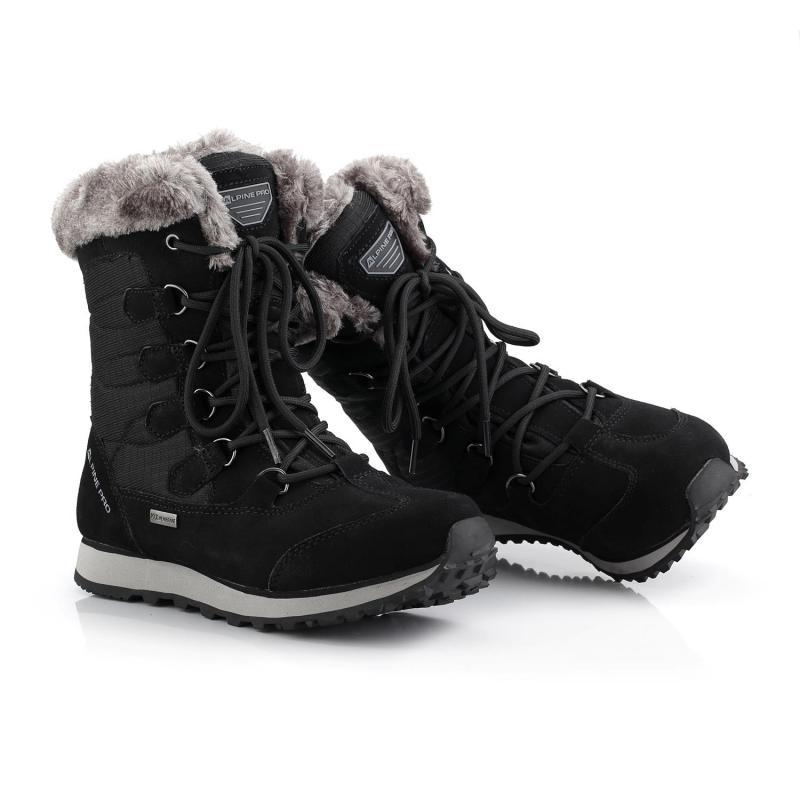 Alpine Pro ALLYSON černá dámská zimní obuv  2f21861719