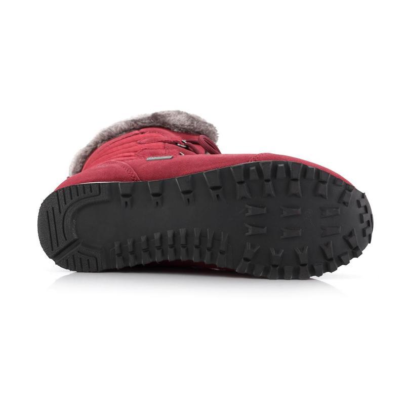 Zvětšit · Alpine Pro ALLYSON červená dámská zimní obuv ... 6c8faef66a