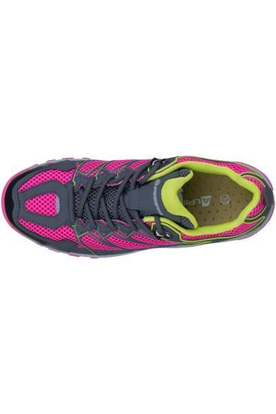 e5562be6d3c Zvětšit · Alpine Pro BARGAU šedo fialové dámské outdoor boty ...