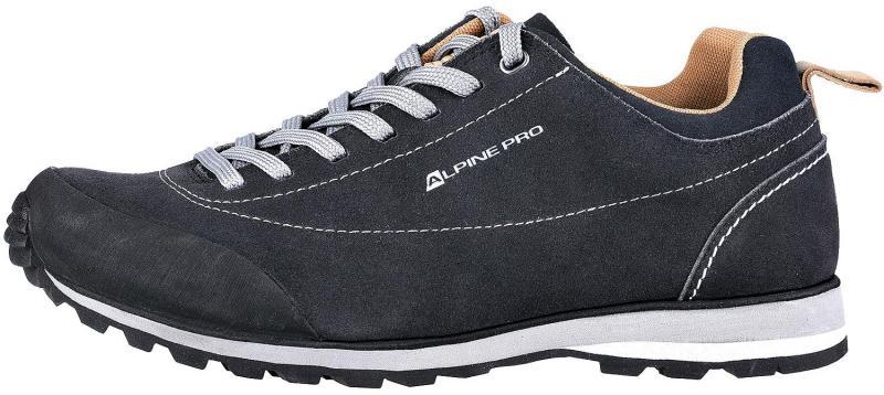 7b9eb4ed5baa Alpine Pro CHETAN šedé outdoor boty + cestovní ručník zdarma ...