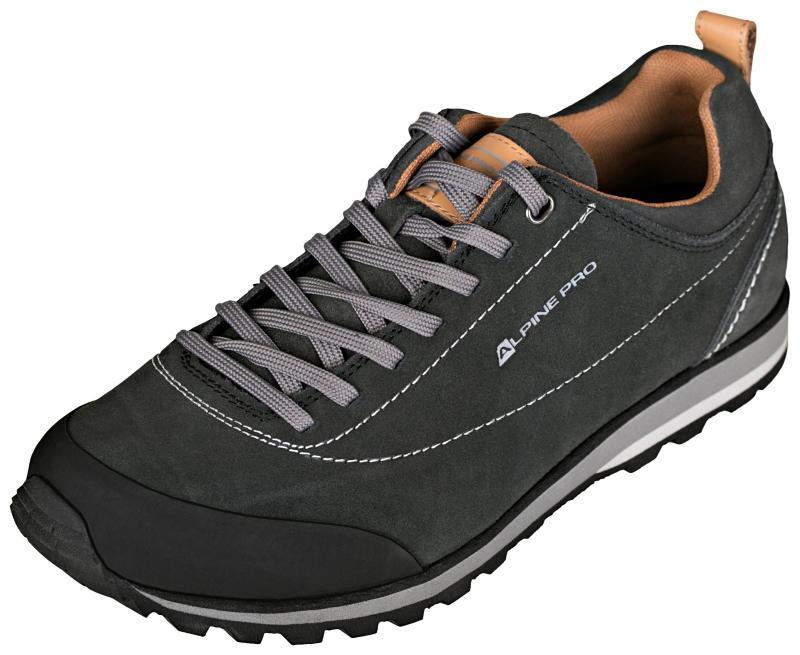 Zvětšit · Alpine Pro CHETAN šedé outdoor boty + cestovní ručník zdarma ... 3f16ef0350e