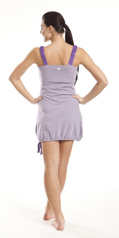 f16412eb971f ... Alpine Pro Chicco violet dámské šaty ...