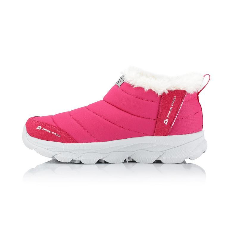Alpine Pro FRANKIE růžové dámské zimní boty  d95c3d6d61