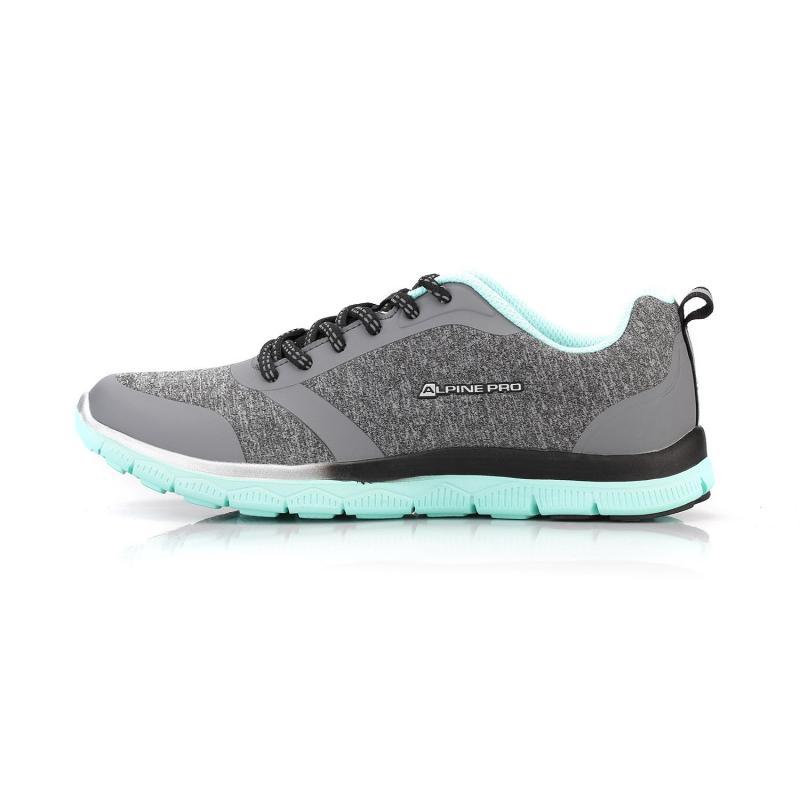 ba734b35b98 Alpine Pro NIA šedo modré dámské sportovní boty