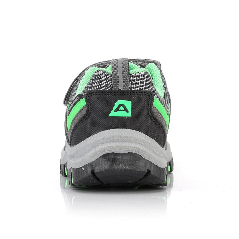 ... Alpine Pro RIONO šedo zelené dětské boty ... fbed889526