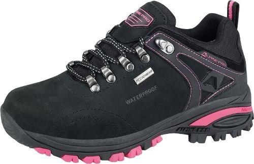 e775413593c Alpine Pro SPIDER 2 černo růžová dámská outdoor obuv