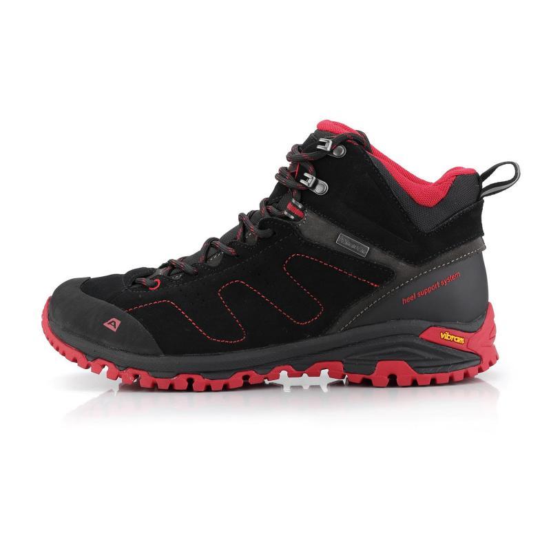 6d39d136ad1 Alpine Pro TRIGLAV 2 MID černá outdoor obuv + osvěžovač obuvi