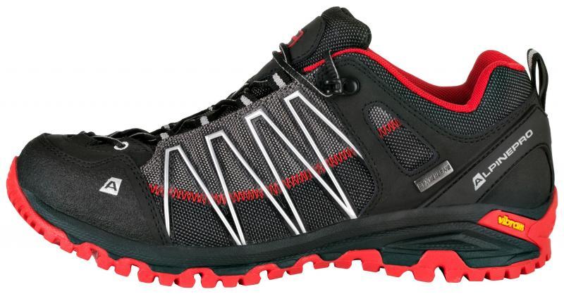 39fb67a57bf Alpine Pro TRIGLAV 3 PTX LOW černé outdoor boty