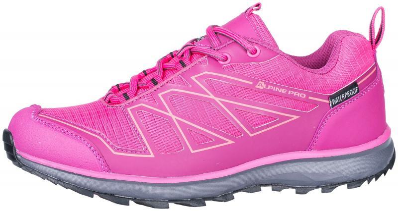 c5bf661a436 Alpine Pro ZAPALERI růžové dámské sportovní boty