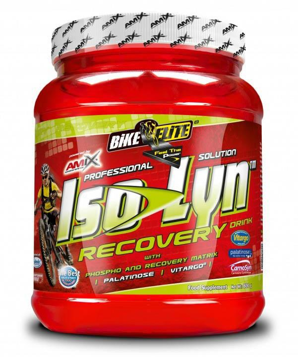 Amix Nutrition IsoLyn Recovery 800 g - citron