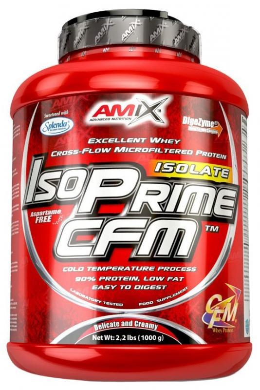 Amix CFM IsoPrime 1000 g - lesní ovoce
