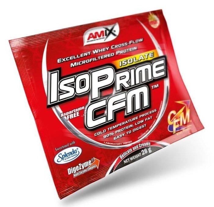 Amix IsoPrime CFM Isolate 28 g - lesní ovoce