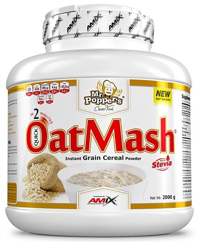 Amix OatMash 2000 g - lesní plody