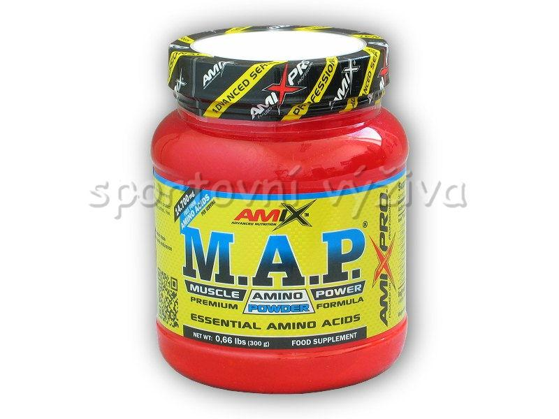 Amix Pro Series M.A.P. Muscle Amino Power 300g - Natural