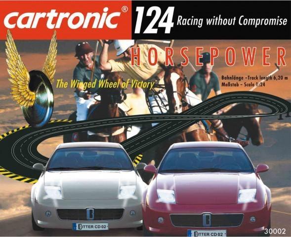 Autodráha Cartronic Horsepower + sleva 300,- na příslušenství