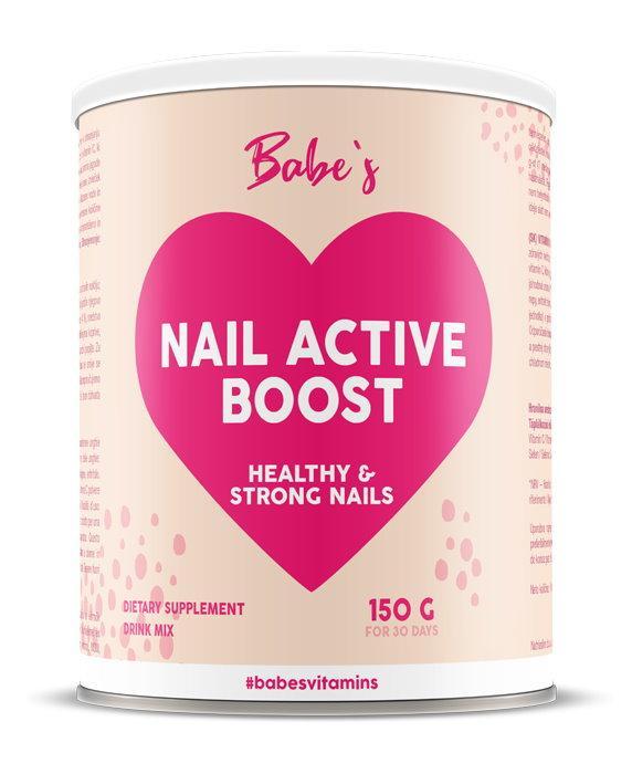 Babes Nail Active Boost (Normální růst nehtů) 150 g