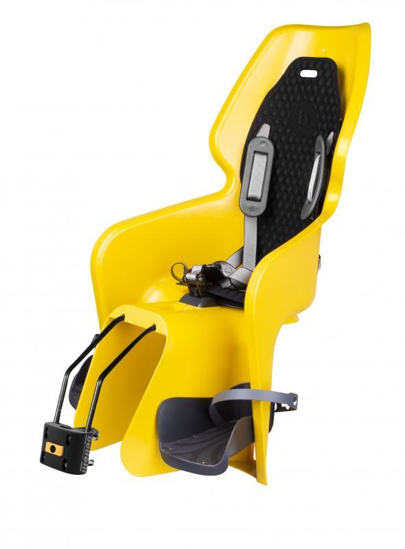 Bellelli LOTUS STANDARD B-FIX zadní žlutá cyklosedačka