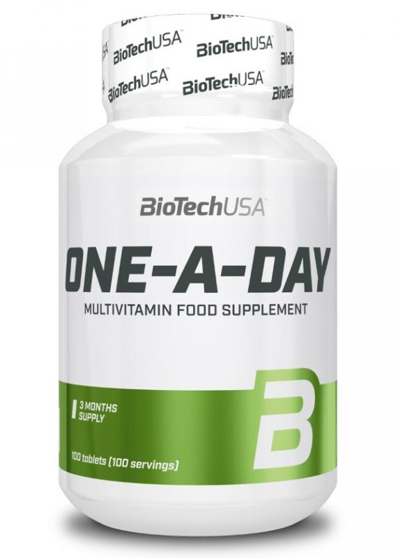 BioTech One a Day 100 tablet