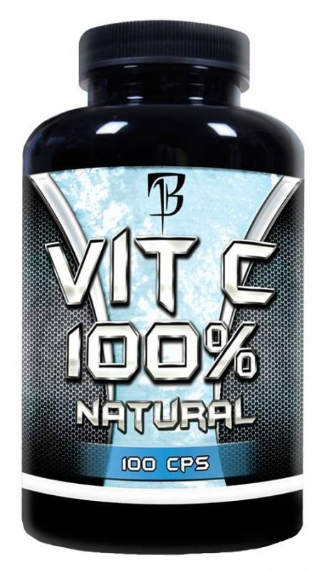 Bodyflex Fitness Vit C 100% Natural 100 kapslí