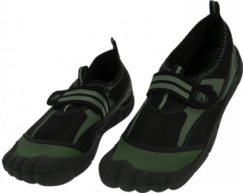 Sedco Boty do vody - prstové NEOPREN - Pánské zelené - Velikost 40
