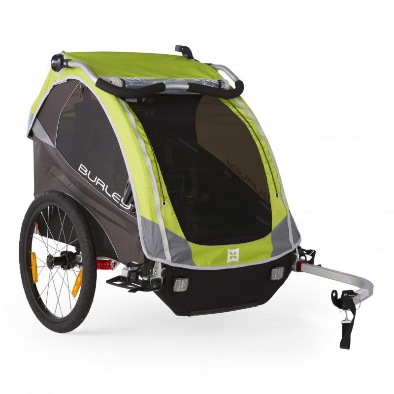Burley D'LITE odpružený dětský vozík - modrý