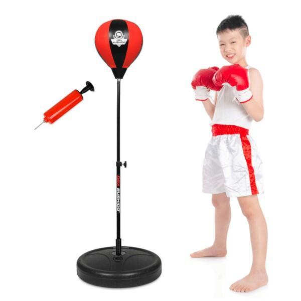 BUSHIDO Dětská boxovací hruška se stojanem DBX PSD2