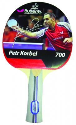 Butterfly Petr Korbel 700 NEW pálka na stolní tenis