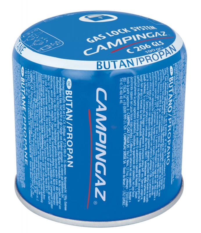 Campingaz C 206 kartuše