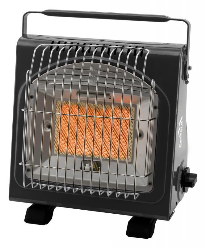 Cattara Plynové topení + vařič HEATCOOK