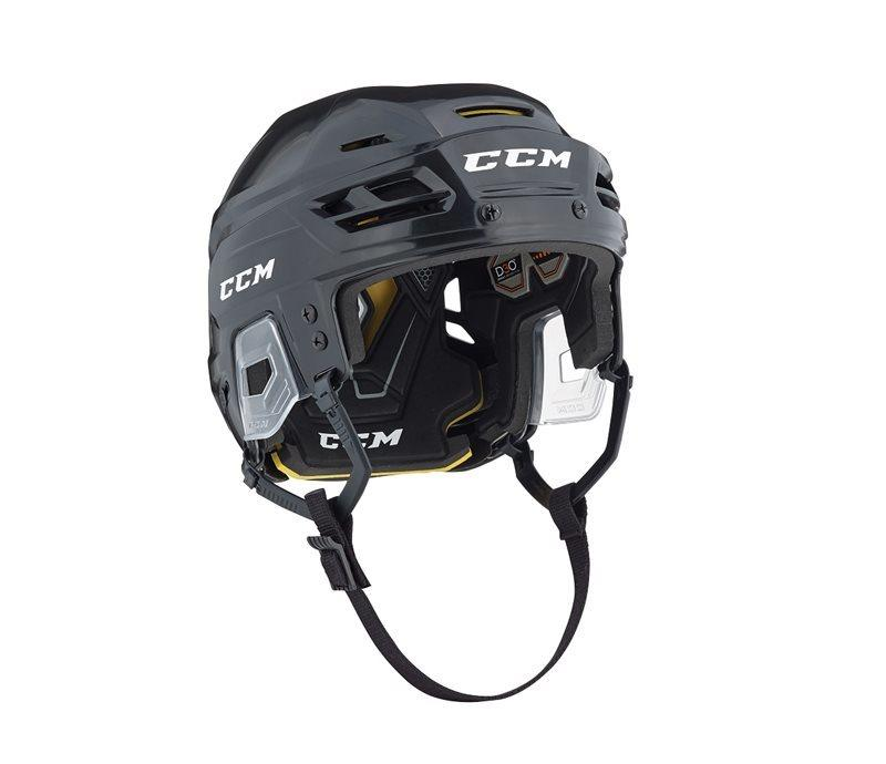 Hokejová helma CCM Tacks 310 sr - modrá, Senior, S, 51-56cm