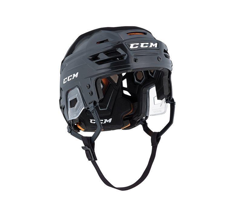 Hokejová helma CCM Tacks 710 sr - černá, Senior, S, 51-56cm