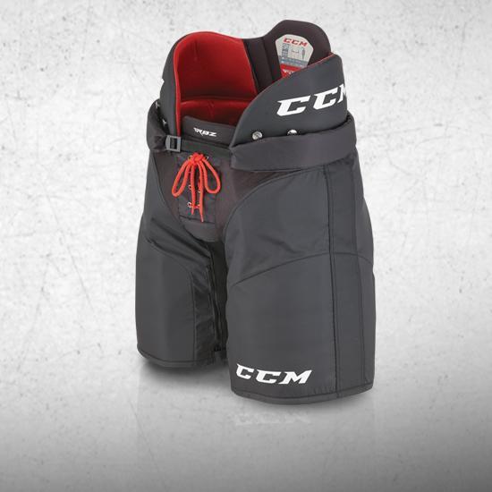 CCM RBZ 110 JR hokejové kalhoty - L - černá