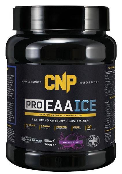 CNP Pro EAA Ice 300 g - chlazená malinová limonáda
