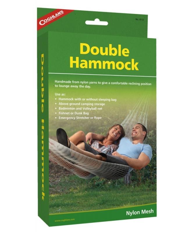 Coghlans houpací síť pro dva Double Hammock
