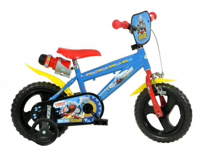Dino 412UL-THO Mašinka Tomáš 12 dětské kolo