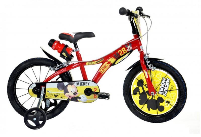 Dino 614-MY Mickey Mouse 14 dětské kolo