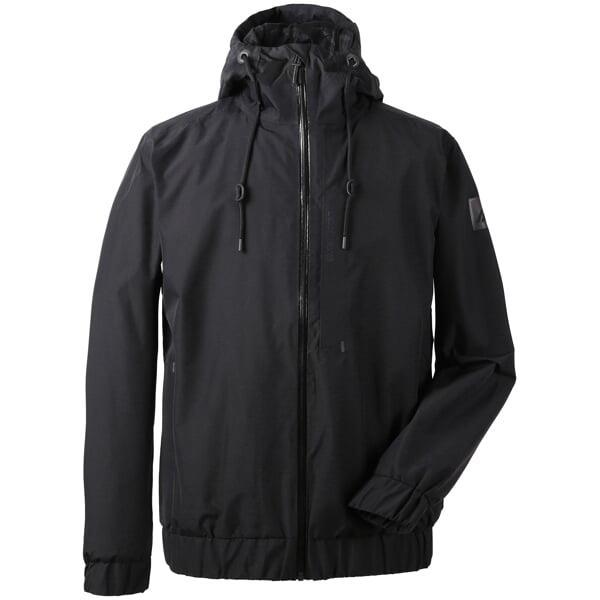 Didriksons Mikkel 502113 pánská bunda - XXXL - černá