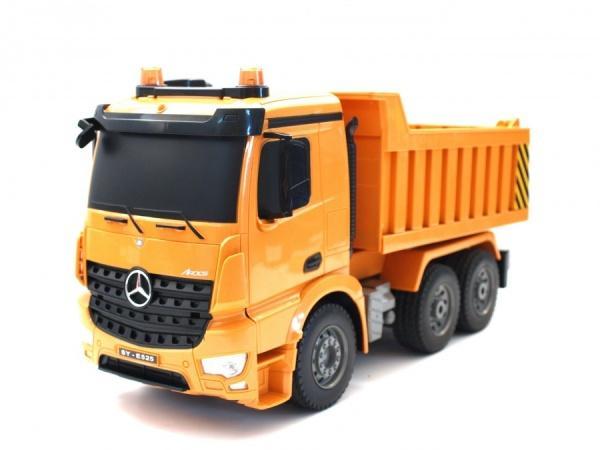 Double Eagle Sklápěč Dump Truck RC Mercedes-Benz Arocs