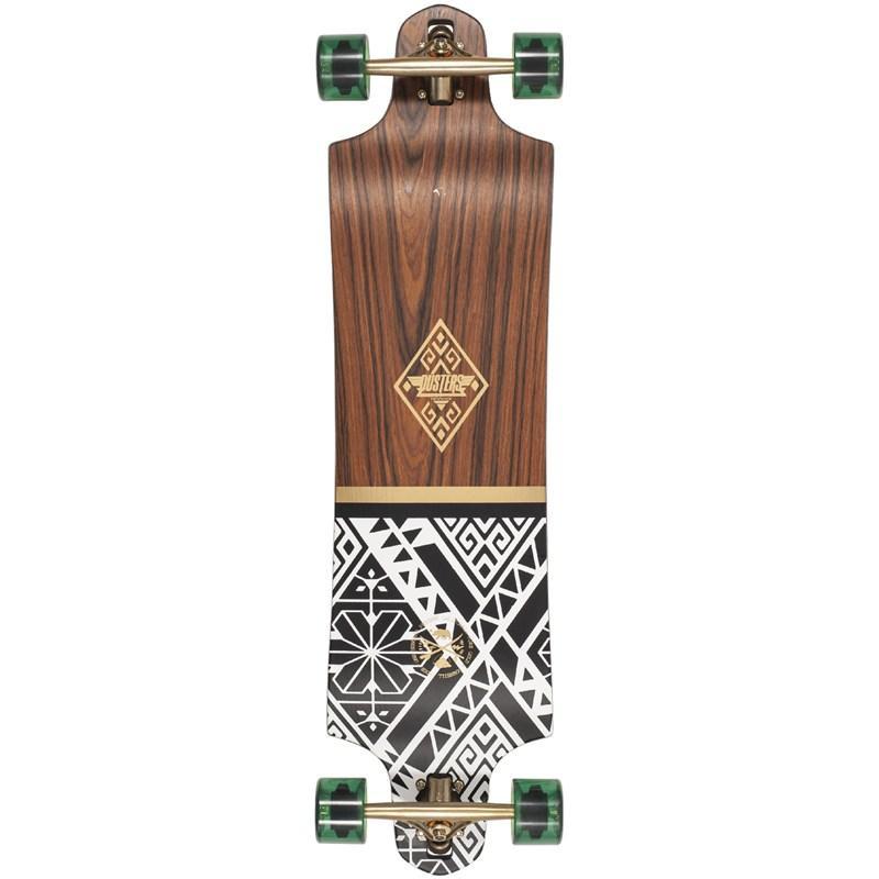 Dusters Lekker Longboard 38 white/gold (WHT/GOLD) longboard - 38