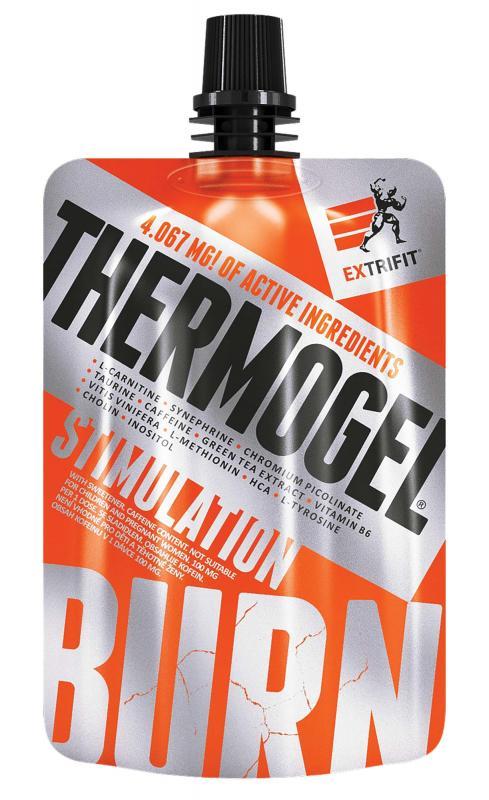 Extrifit Thermogel 80 g - višeň