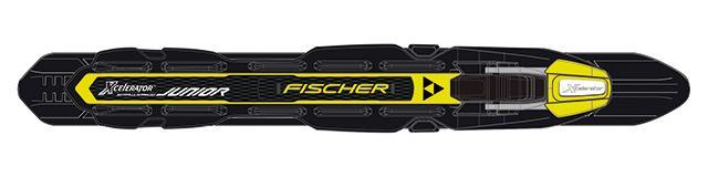 Fischer XCELERATOR SKATE JR 2016 běžecké vázání - bez obalu