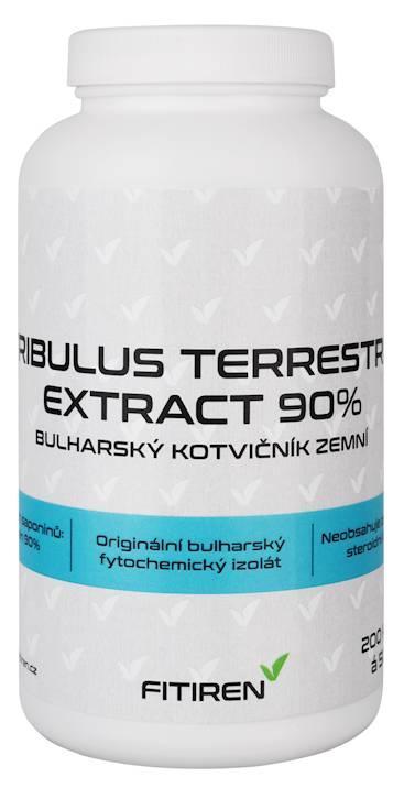 Fitiren Tribulus Terrestris extract 90% 200 kapslí